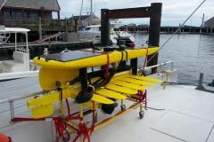 Wave Glider test